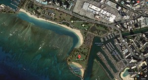 Magic Island, Ala Moana Beach Park