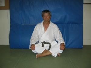 Mel Yoshioka at YBA Dojo, Hawaii